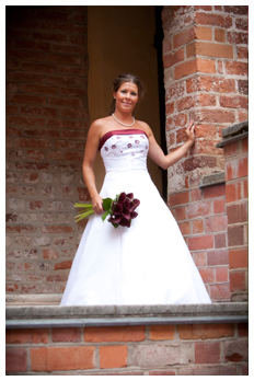 Bröllop Gripsholmsslott Mariefred
